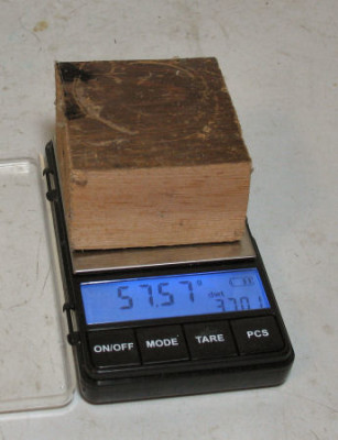 Weighing Block 2