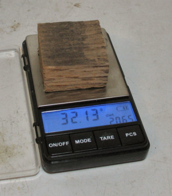 Weighing Block 1