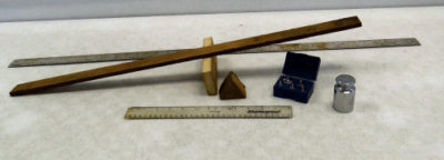 materials for physics project on levers