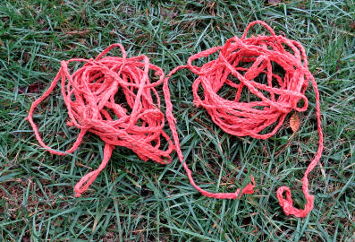 twine ropes