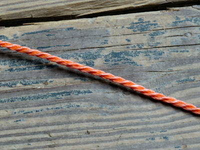 twisted rope strand