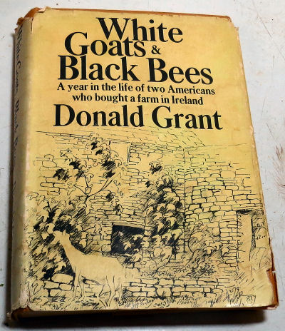 "homesteading in Ireland in ""White Goats & Black Bees"""